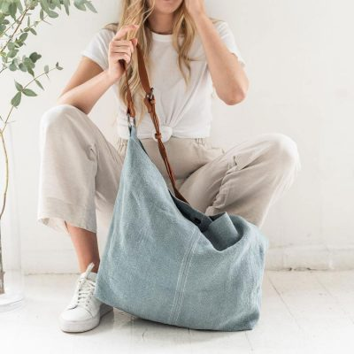 Juju & Co – Beach Jute Slouchy