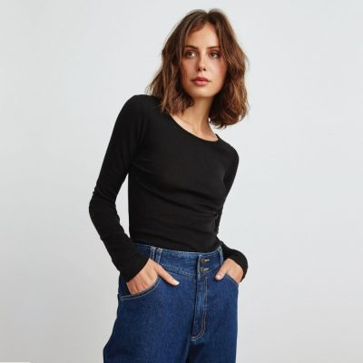 Morrison Morri Wool Round Neck Top