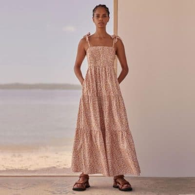 Morrison Joni Maxi Dress – Print